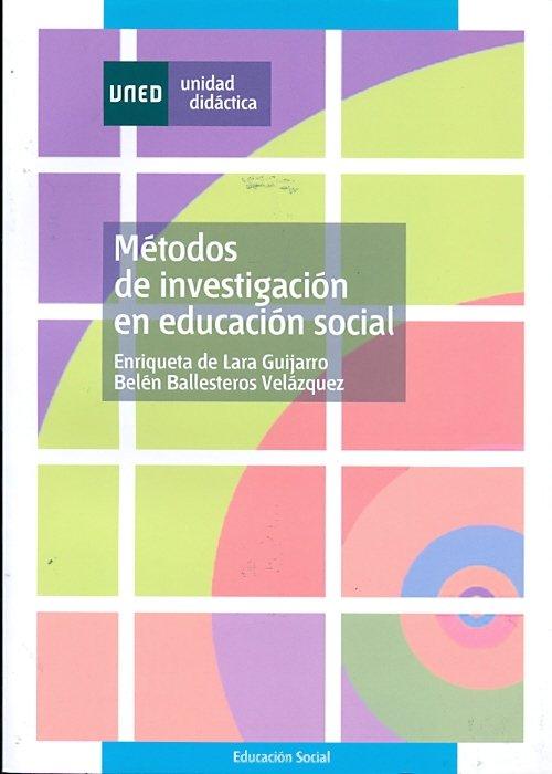 Metodos de investigacion en educacion social