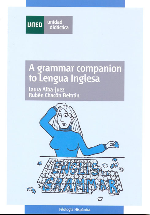 A grammar companion to lengua inglesa o.varias