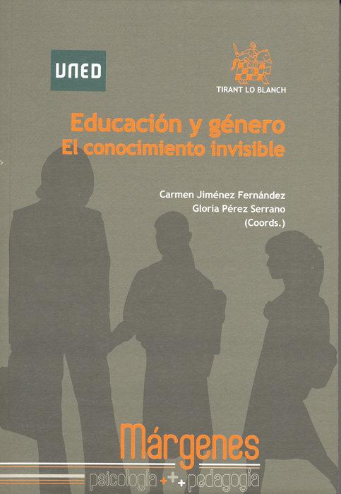 Educacion y genero. el conocimiento  invisible