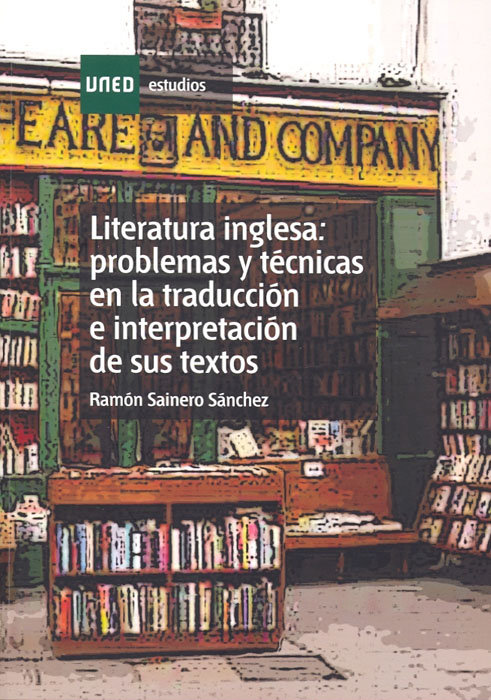 Literatura inglesa: problemas y tecnicas en la traduccion e