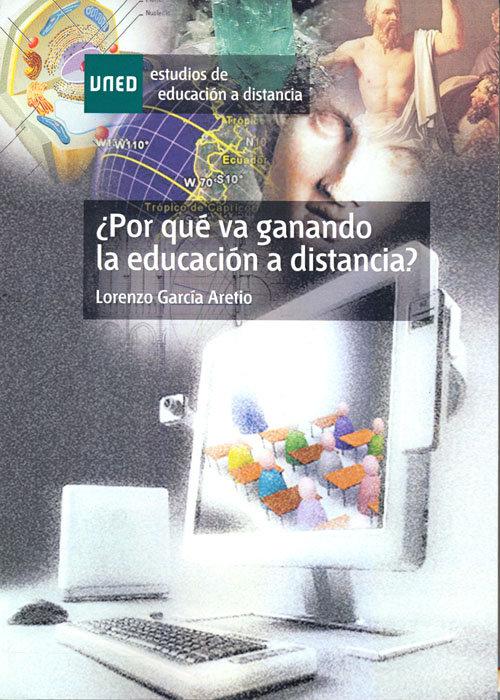 ¿por que va ganando la educacion a distancia?