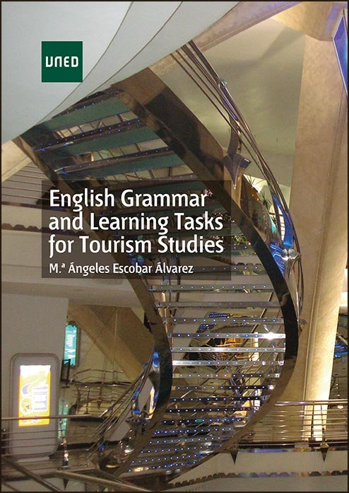 English grammar and learning tasks for tourism studies