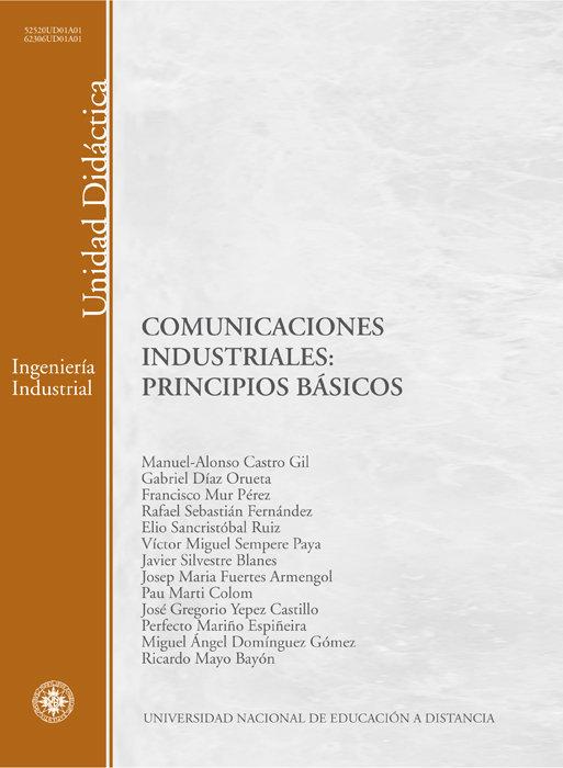 Comunicaciones industriales: principios basicos