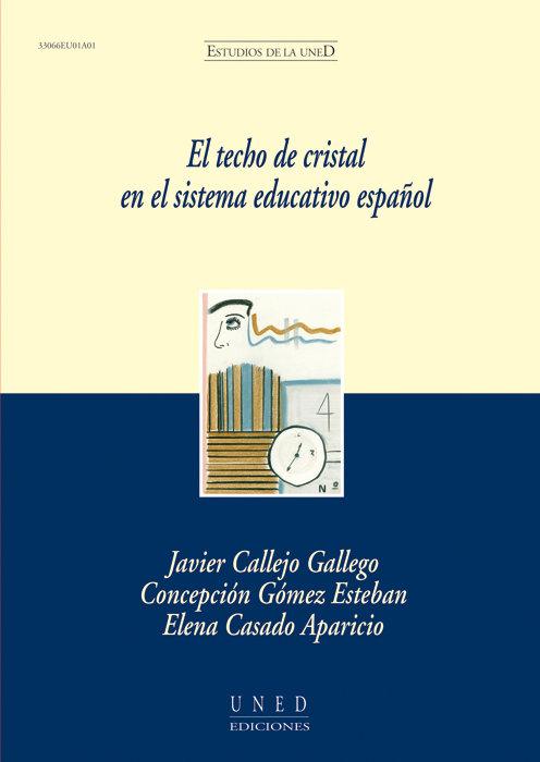 Techo de cristal en el sistema educativo español,el