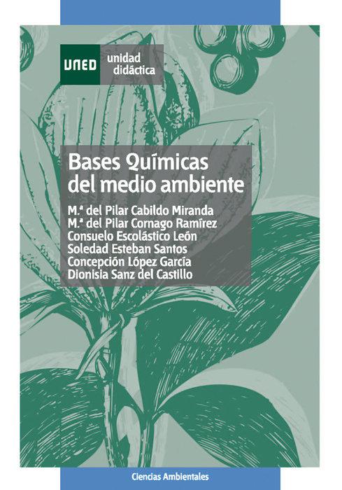 Bases quimicas del medio ambiente