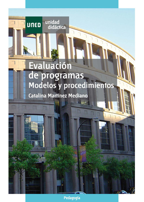 Evaluacion de programas. modelos y procedimientos