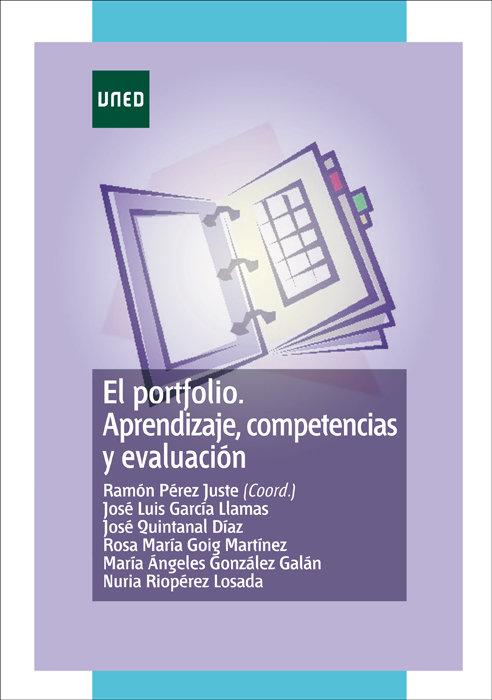 Portfolio. aprendizaje, competencias y evaluacion,el
