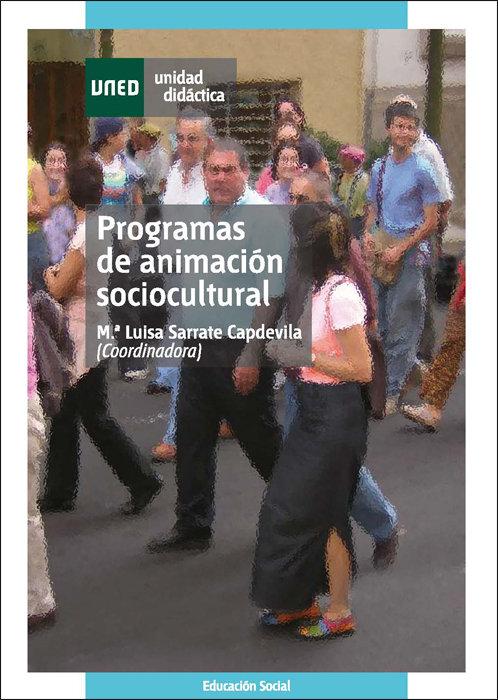Programas de animacion sociocultural
