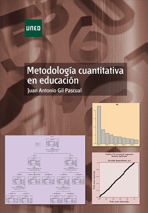 Metodologia cuantitativa en educacion