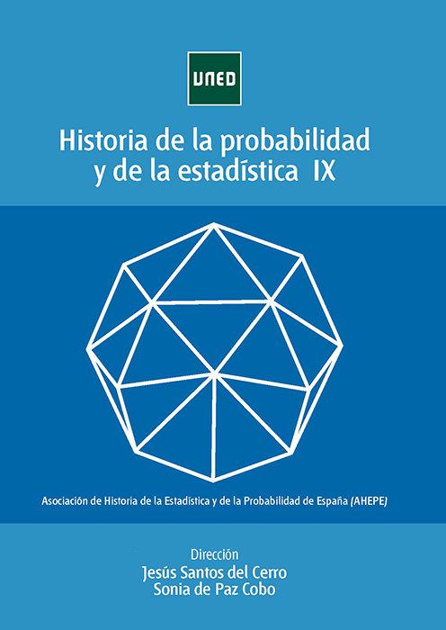 Historia de la probabilidad y estadistica ix