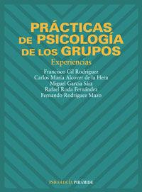 Practicas psicologia de los grupos