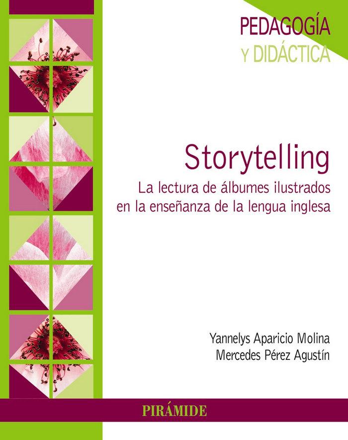 Storytelling la lectura de albunes ilustrados