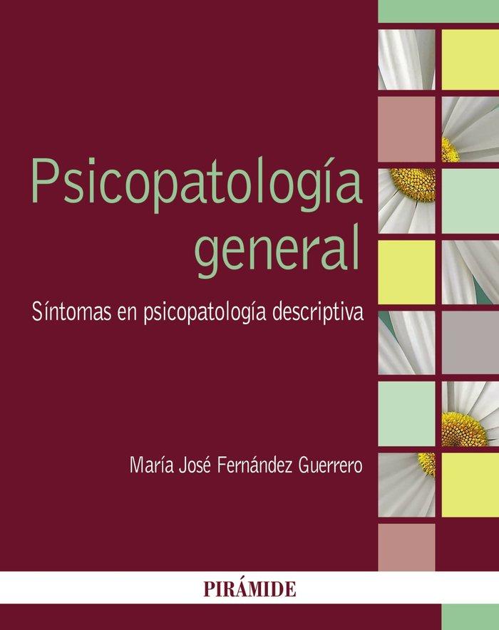Psicopatologia general