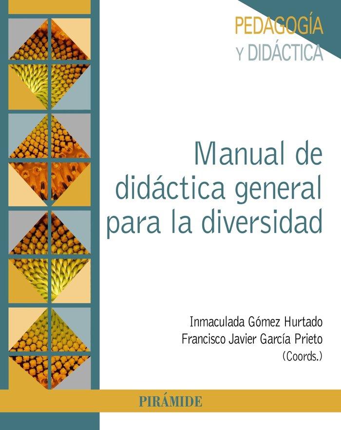 Manual de didactica general para la diversidad