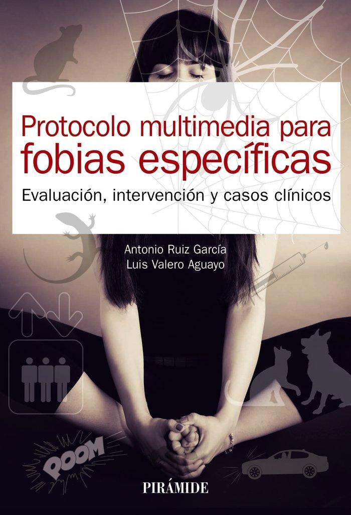 Protocolo multimedia para fobias especificas
