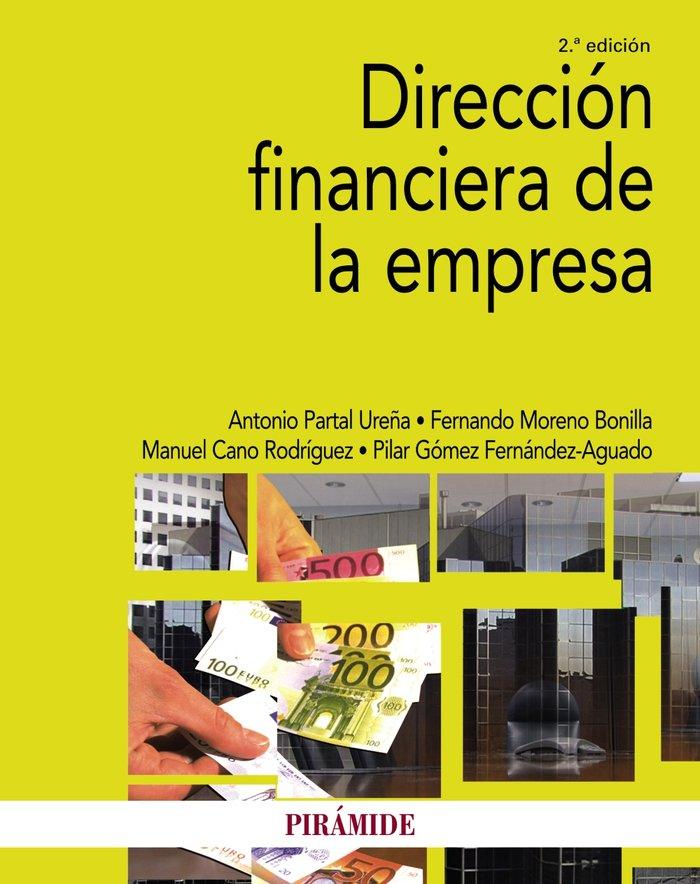 Direccion financiera de la empresa