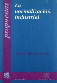 Normalizacion industrial,la