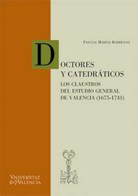 Doctores y catedraticos