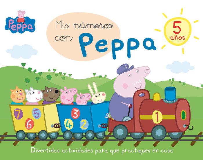 Peppa pig mis numeros con peppa 5 años