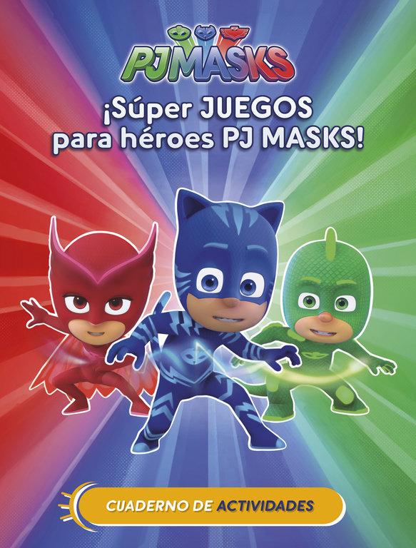 Super juegos para heroes pj masks actividades
