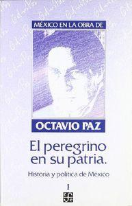 Mexico, obra o. paz 3vol.