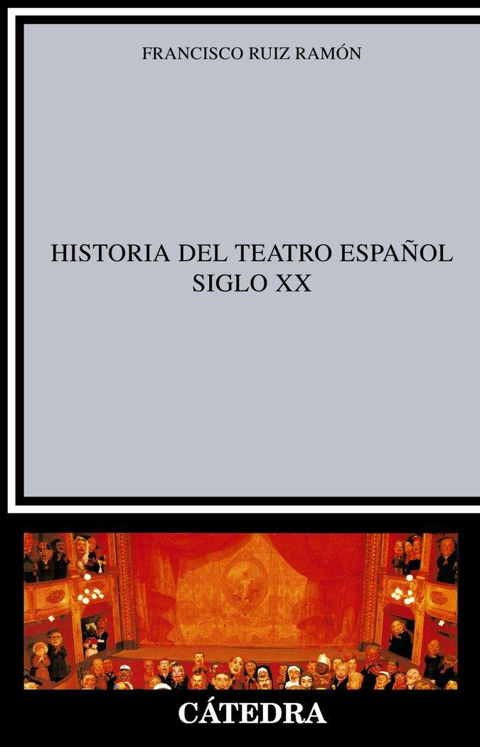 Historia del teatro español del siglo xx