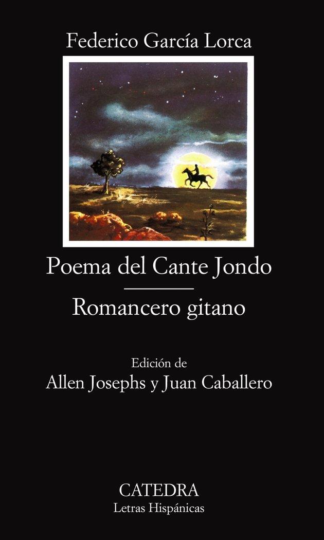 Poema cante jondo romancero gitano catedra