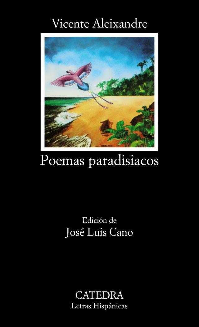 Poemas paradisiacos lh catedra