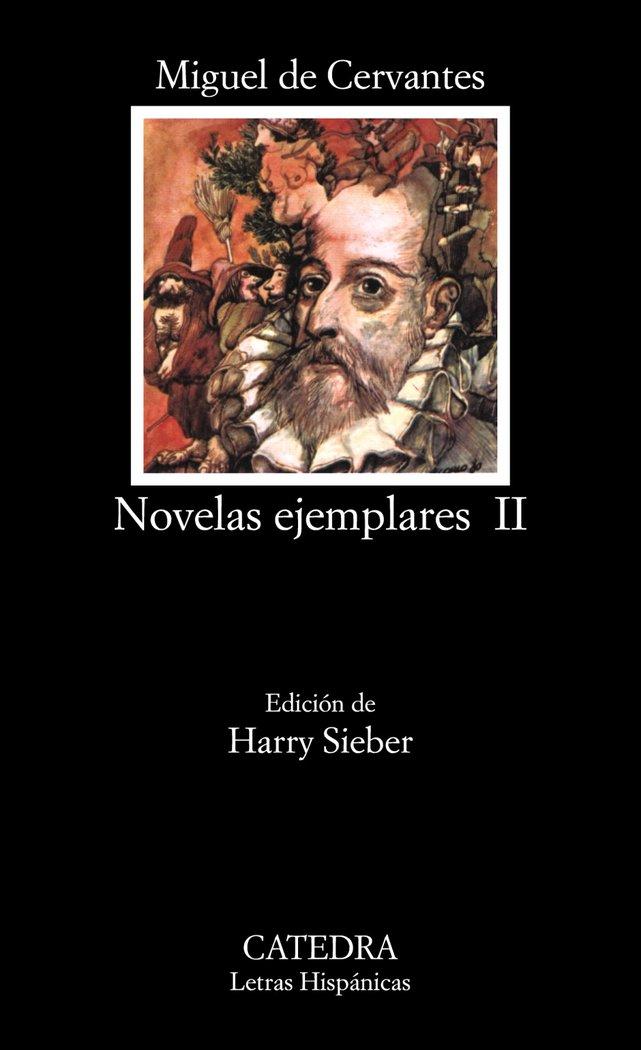 Novelas ejemplares ii catedra