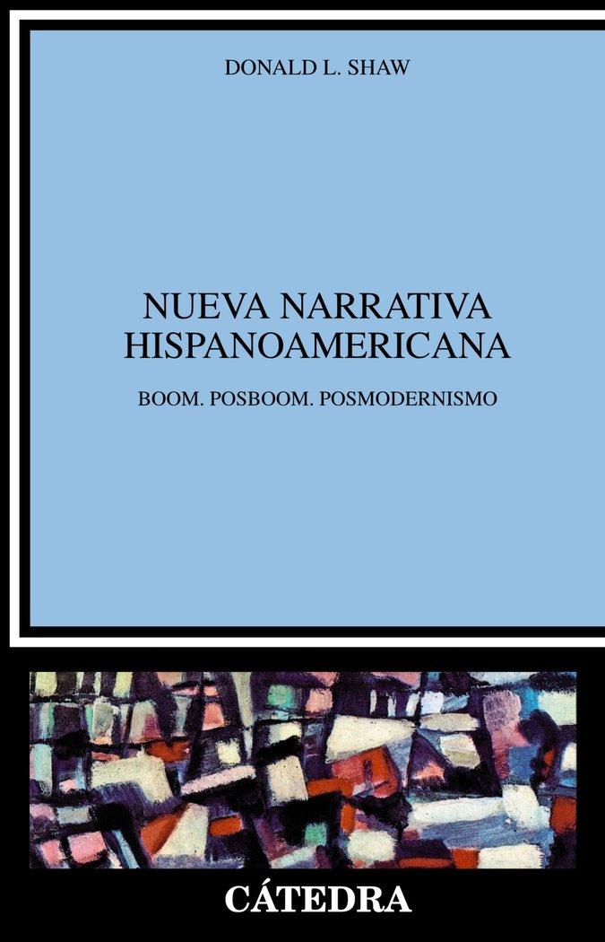 Nueva narrativa hispanoamericana