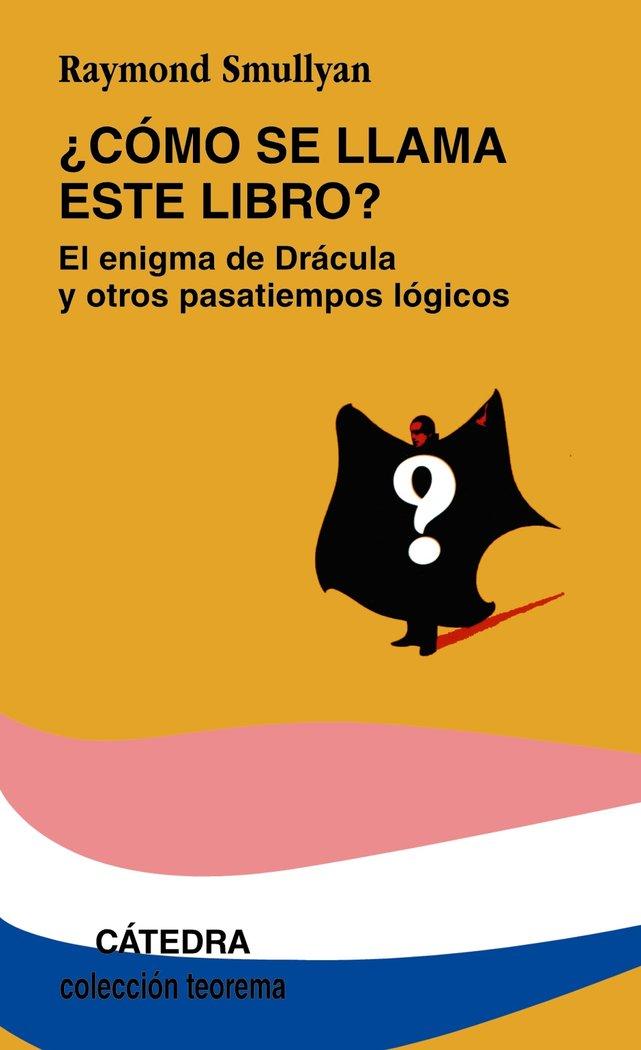 Como se llama este libro el enigma dracula otros pas.logic.