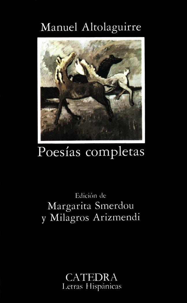 Poesias completas altolaguirre