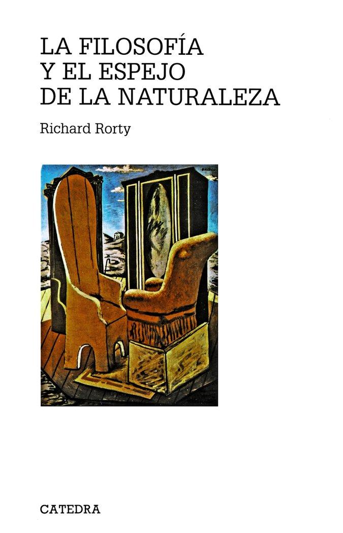 Filosofia y el espejo de la naturaleza,la