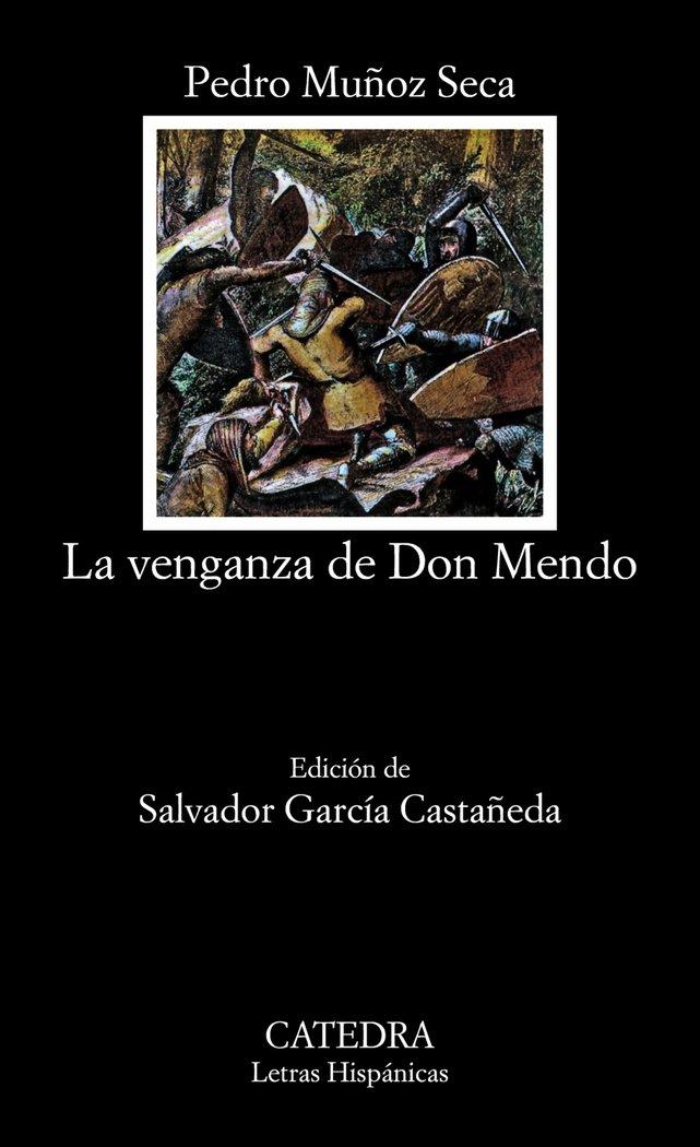 Venganza de don mendo catedra