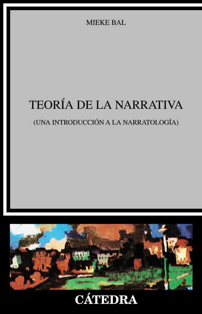 Teoria de la narrativa int.a la narratologia