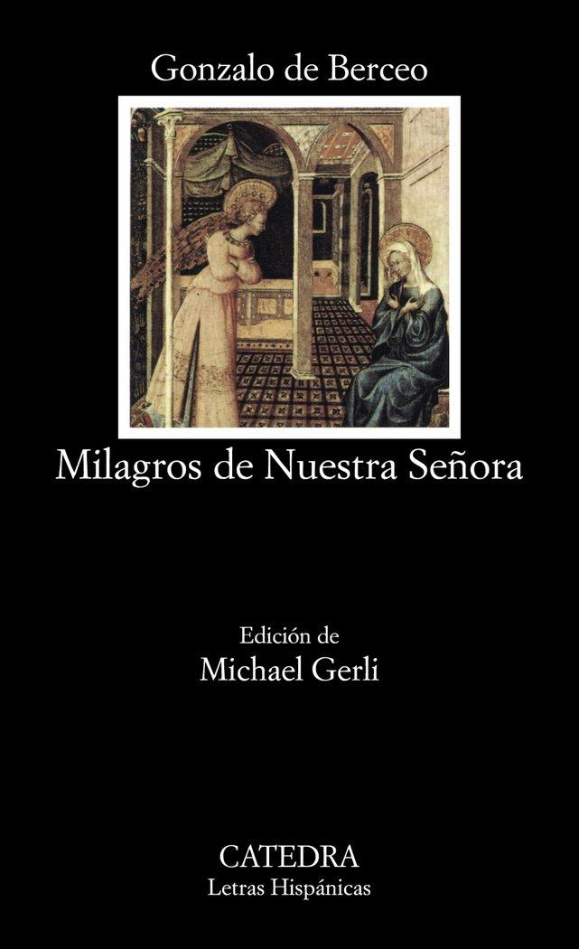 Milagros de nuestra señora catedra