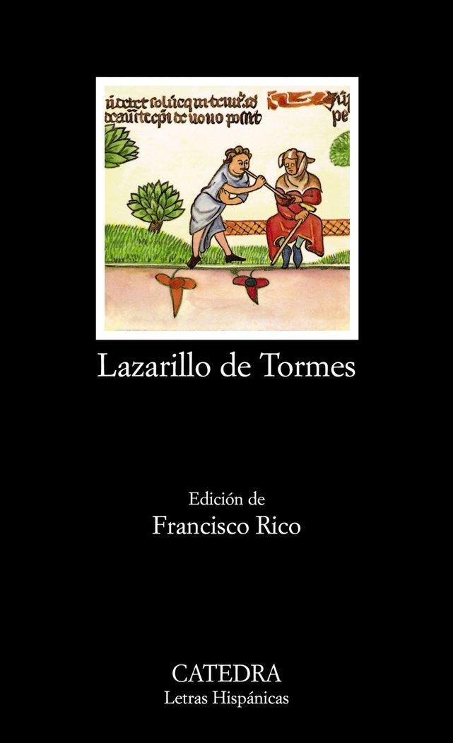 Lazarillo de tormes lh catedra