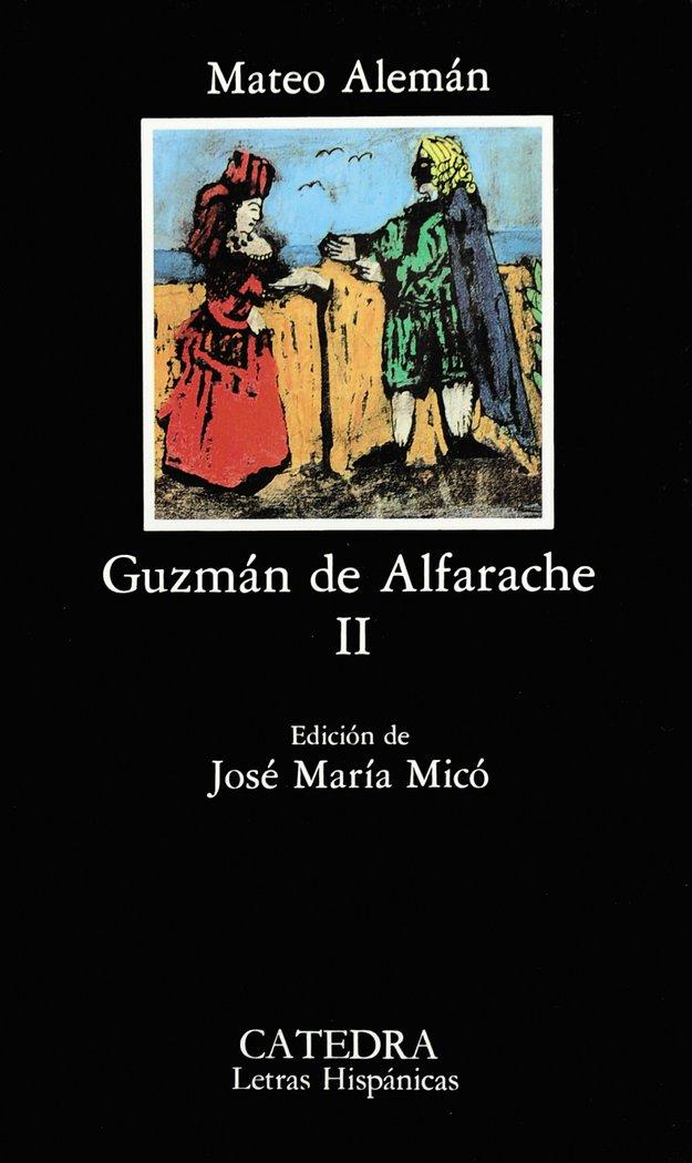 Guzman de alfarache ii lh