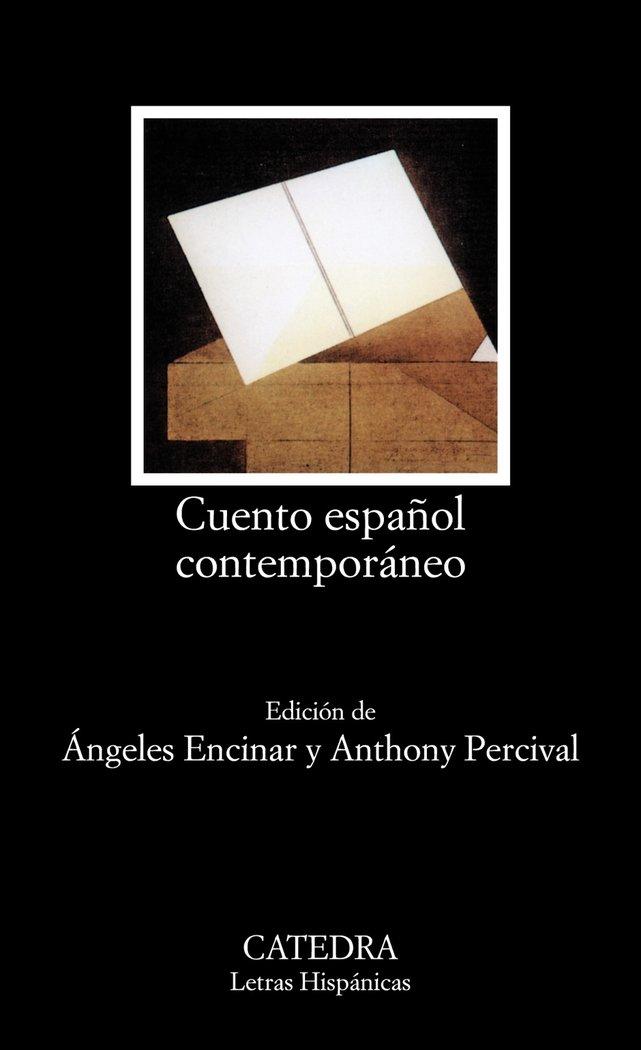 Cuento español comtemporaneo catedra