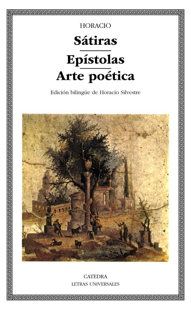 Satiras/ epistolas/ arte poetica