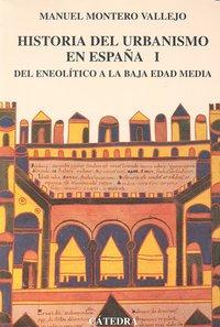 Ha.del urbanismo en españa i del eneolitico a la baja edad m