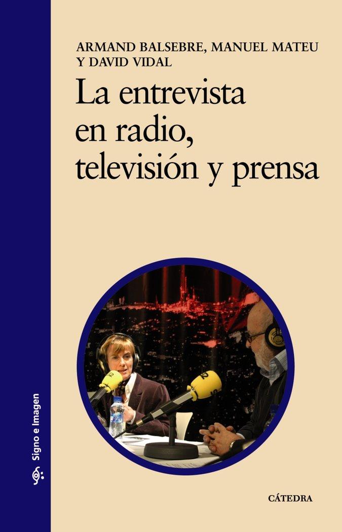 Entrevista en radio