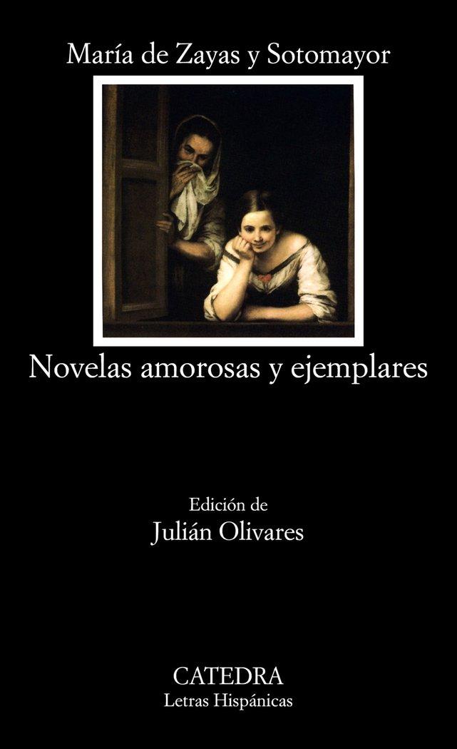 Novelas amorosas y ejemplares catedra