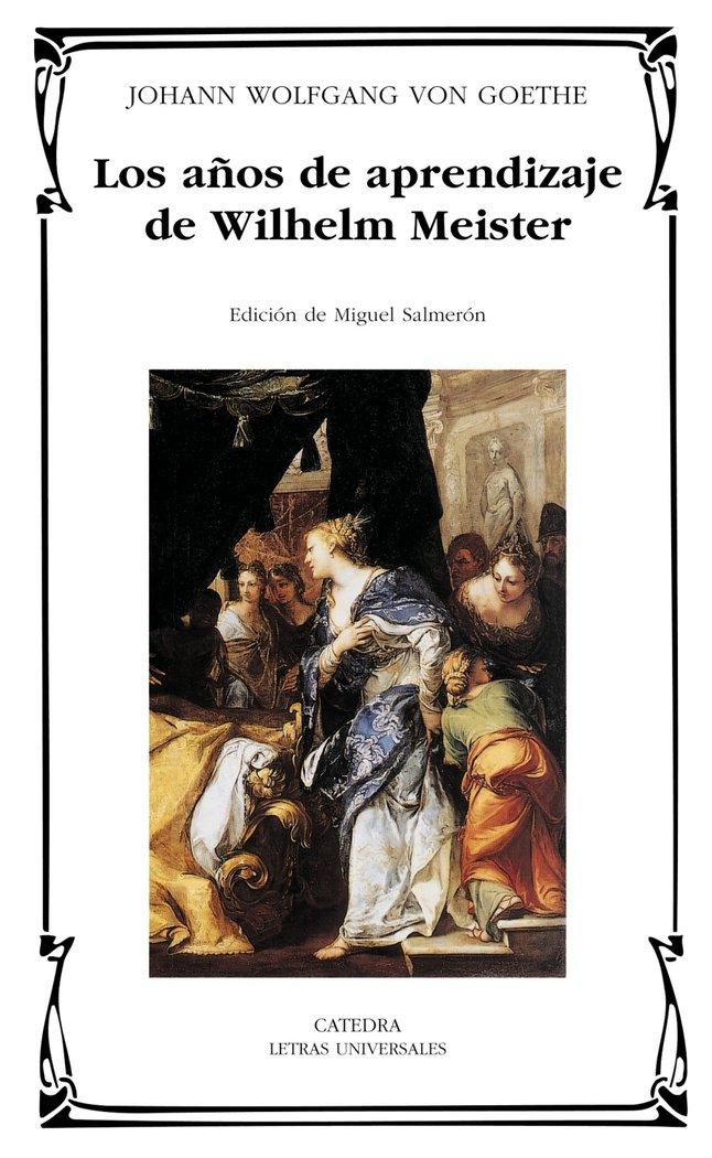 Años de aprendizaje de wilhelm meister