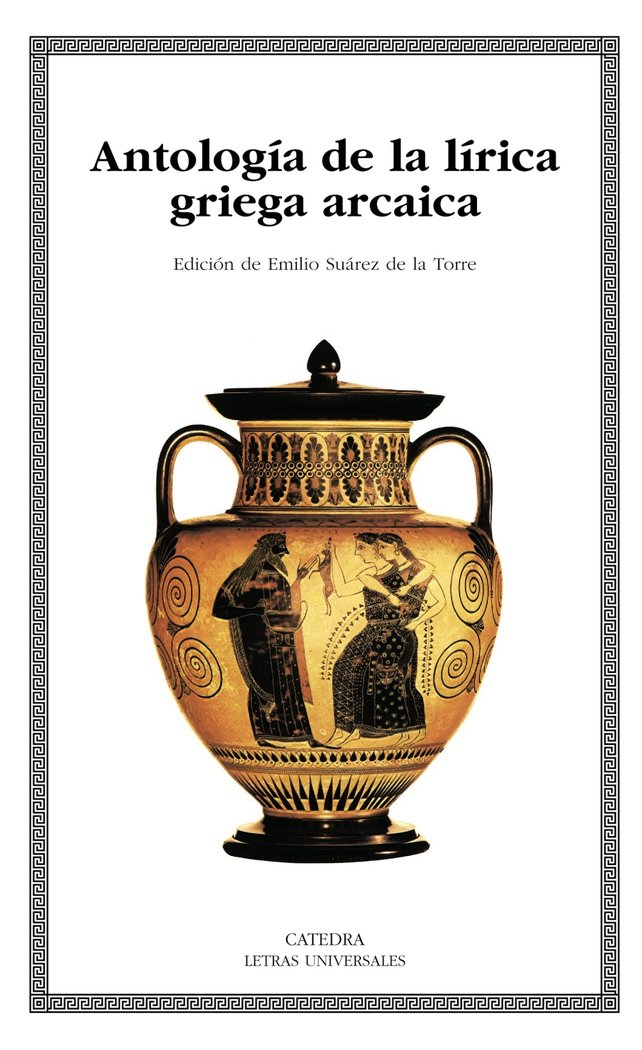 Antologia lirica griega arcaica lh