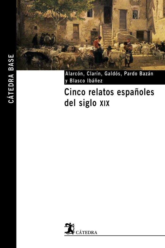 Cinco relatos españoles siglo xix