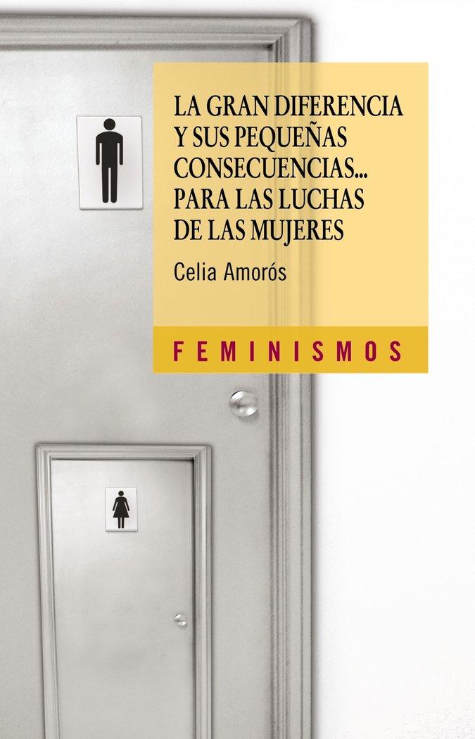Gran diferencia y sus pequeñas consecuencias luchas mujeres