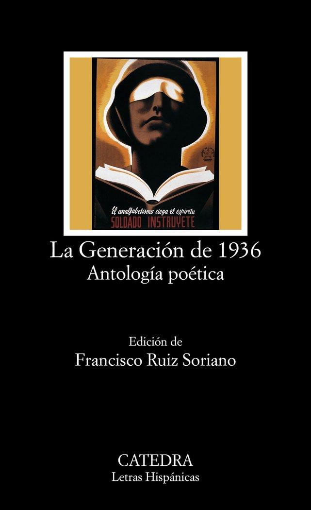 Generacion de 1936 antologia poetica lh