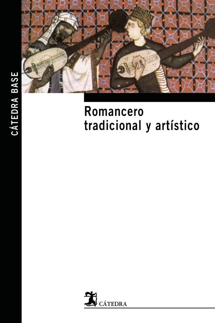 Romancero tradicional y artistico