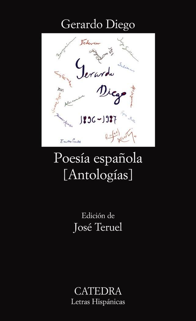 Poesia española gerardo diego